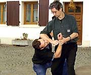 Lok Yiu Wing Chun in der realen Anwendung: einfach, direkt und effizient